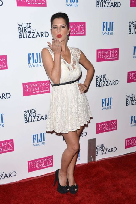 Kelly Monaco At Premiere White Bird In A Blizzard In Los Angeles