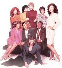 Annie Potts - Designing Women