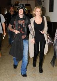 DJ Ashba and Nicky Whelan - Dj and Nicky