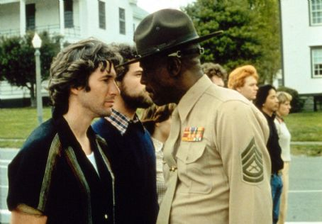Louis Gossett Jr. An Officer and a Gentleman (1982)