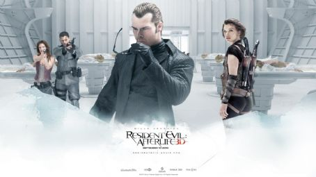 Wentworth Miller - Resident Evil: Afterlife Wallpaper