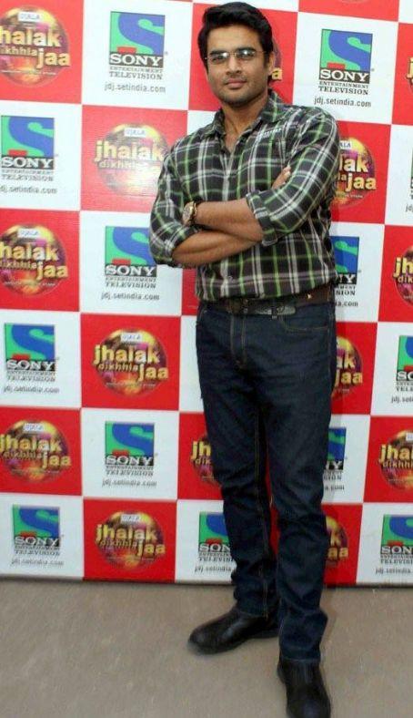 Madhavan Madhvan on Jhalak Dikhla Ja