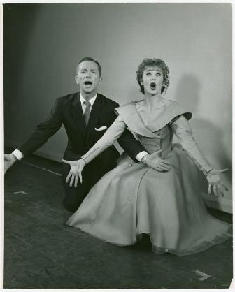 Ray Walston RAY WALSTON IN ''DAMN YANKEES'' AND OTHER FILMS AND MUSICALS