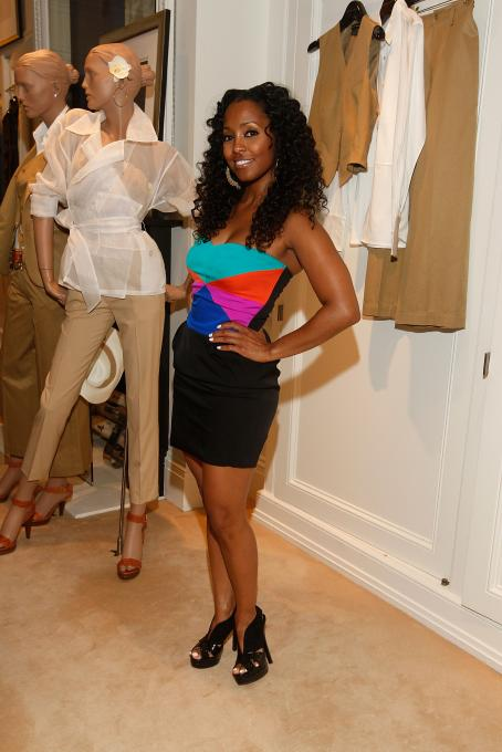 Keshia Knight Pulliam - Keshia Pulliam - Exclusive Evening Of Cocktails And Private Shopping To Benefit The Ludacris Foundation At The Ralph Lauren Atlanta Store On April 21, 2010 In Atlanta, Georgia