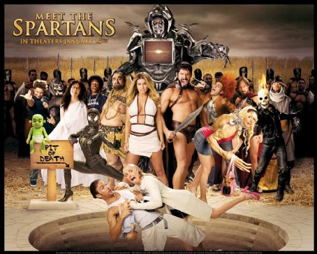 Sean Maguire Meet the Spartans Wallpaper
