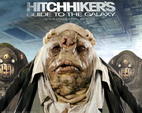The Hitchhiker's Guide to the Galaxy The Hitchhiker's Guide to the Galaxy (2005)