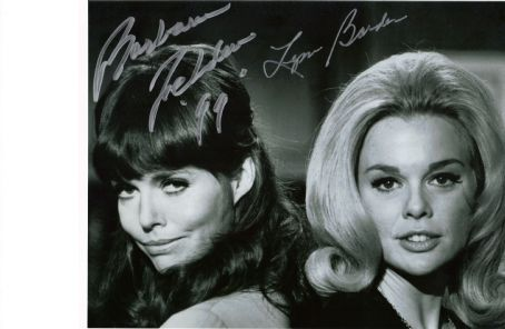 Lynn Borden Barbara Feldon and