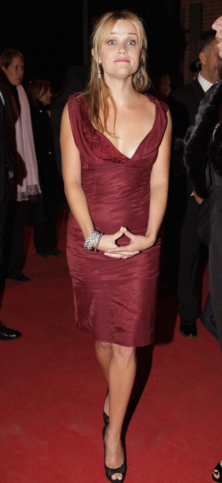 "Reese Witherspoon - ""Rendition"" Premiere During The 2nd Rome Film Festival, Rome, Italy, 21.10.2007."