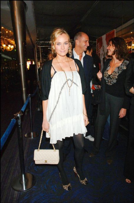 Tell No One Diane Kruger - Parisian Premiere Of
