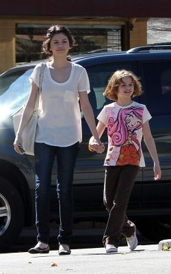Joey King Joey with Selena Gomez