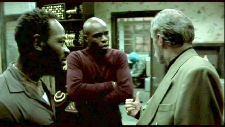 Lennie James Snatch. (2000)