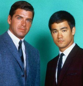 The Green Hornet Starring Van Williams & Bruce Lee