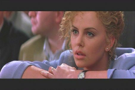 Mary Ann Lomax Charlize Theron as  in Warner Bros's Devil's Advocate - 1997