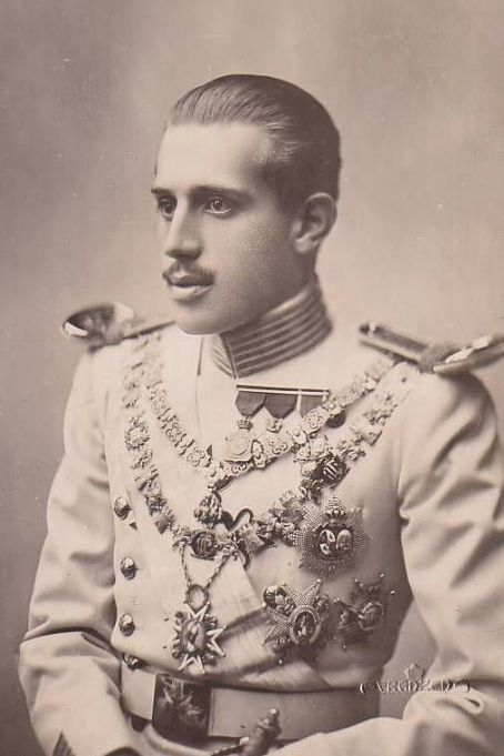 Infante Jaime, Duke of Segovia