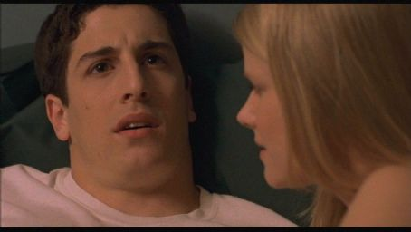 Joelle Carter Jason Biggs and  in Universal's American Pie 2 - 2001