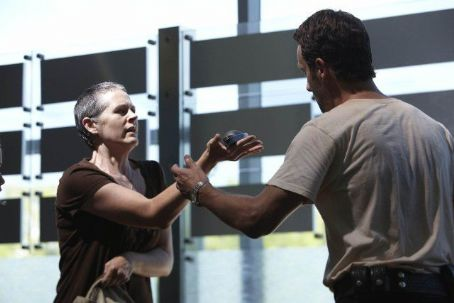 Melissa McBride The Walking Dead (2010)