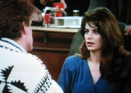Kirstie Alley - Cheers