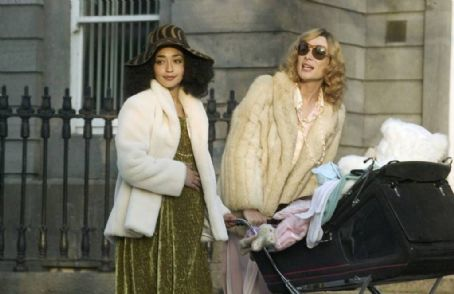 Ruth Negga Breakfast on Pluto