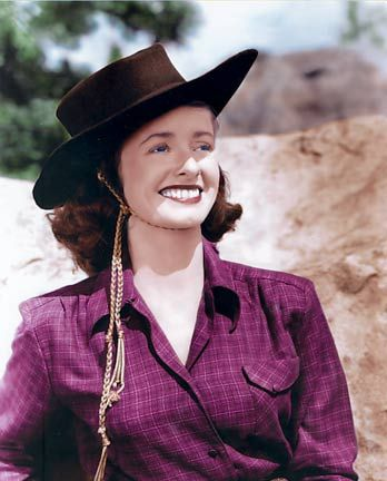 Noel Neill The Cowgirl