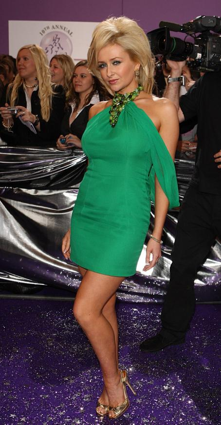 Gemma Merna  - British Soap Awards 2008