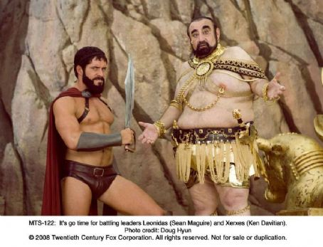 Meet the Spartans  (2008)