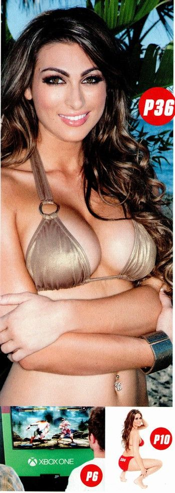 Luisa Zissman  Wow Its Luisa Bikini Zoo Magazine