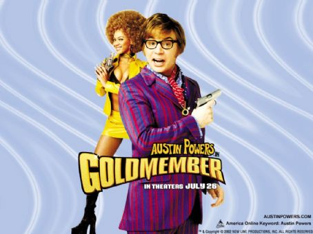 Mike Myers Austin Powers: Goldmember (2002)