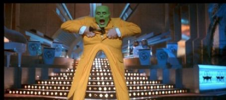 The Mask Jim Carrey As Stanley Ipkiss/ In
