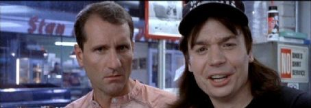 Ed O'Neill Wayne's World (1992)