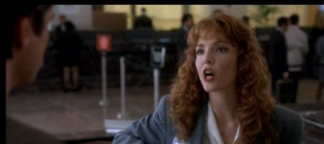 The Mask Amy Yasbeck As Peggy Brandt In  (1994)
