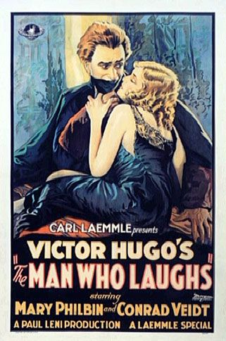 The Man Who Laughs (1928) Poster