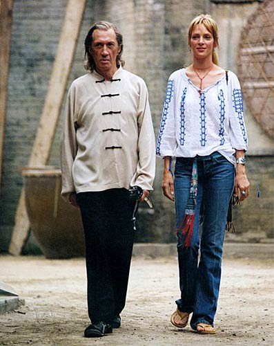 David Carradine Kill Bill: Vol. 1 (2003)