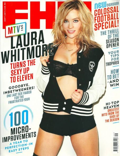 Laura Whitmore  FHM UK September 2011