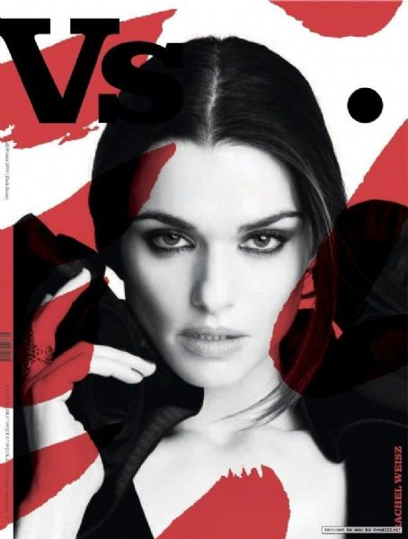 Rachel Weisz - VS Magazine Cover [United States] (October 2010)