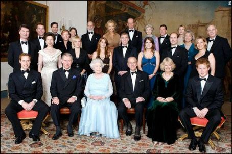 Queen Elizabeth II - The Royal Family