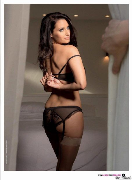 Sammy Braddy  Looking Sexy For Zoo Magazine