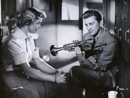 Kirk Douglas - Young Man with a Horn