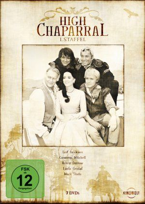 The High Chaparral (1967) Poster