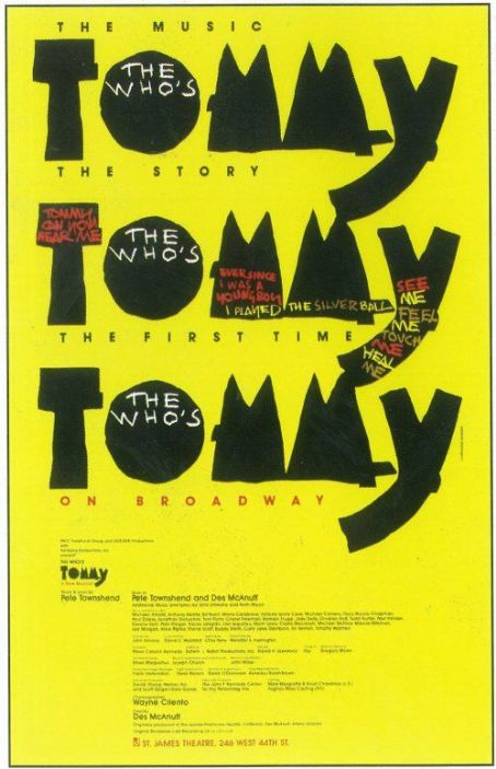 Fanny Tommy (Musical) 1993
