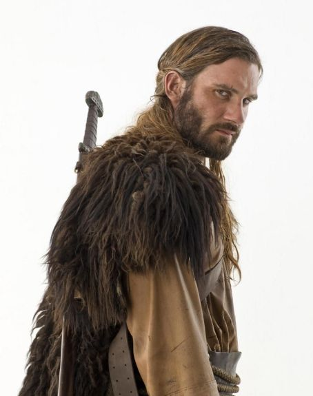 Clive Standen  as Rollo in the TV series 'Vikings' (2013)