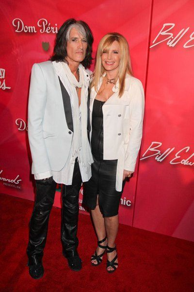 Joe Perry and Billie