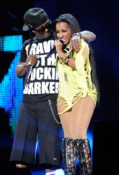 Shanell Woodgett - Lil' Wayne and Shanell