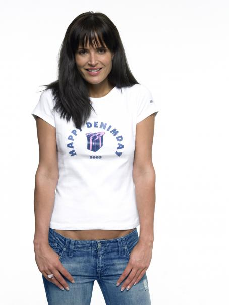 Sophie Anderton  - Jeans For Genes Charity Photoshoot