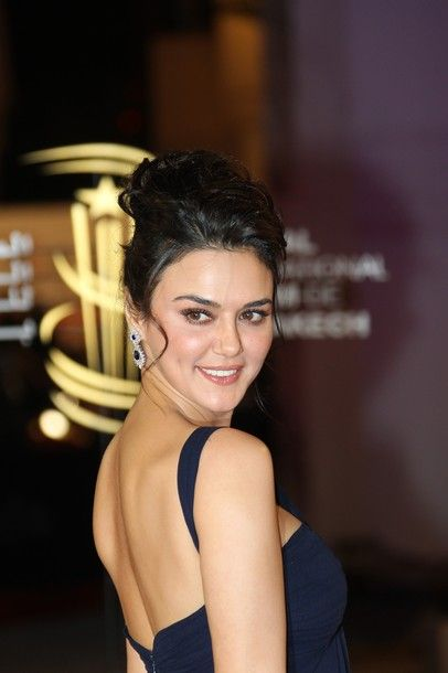 Preity Zinta at some events
