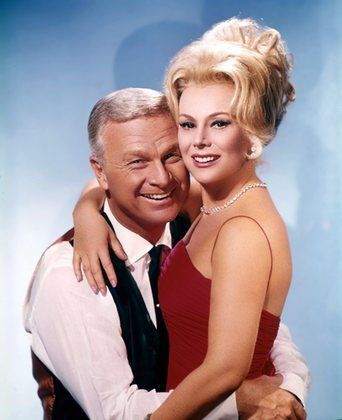 Eddie Albert and Eva Gabor Eddie & Eva