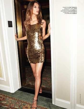 Daria Werbowy - Tatler Magazine Pictorial [Russia] (March 2012)