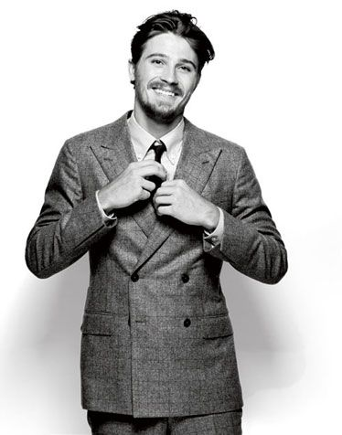 Garrett Hedlund - Esquire Magazine Pictorial [United States] (2 September 2012)