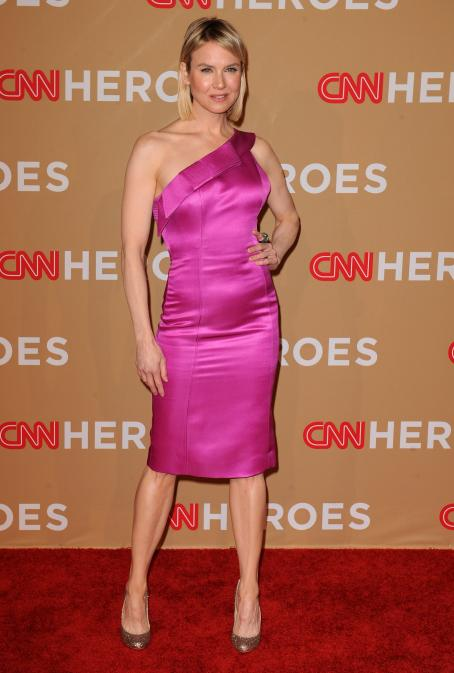 Renée Zellweger - The CNN Heroes 'An All-Star Tribute' in Los Angeles - 20.11.2010