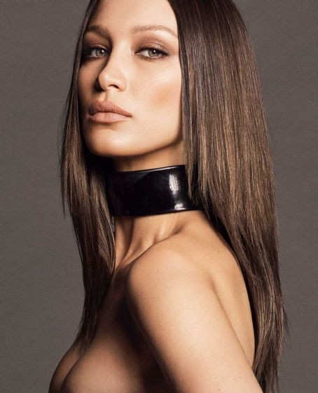 Bella Hadid - Vogue Magazine Pictorial [South Korea] (April 2020)