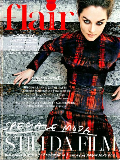 Anouck Lepere - Flair Magazine [Italy] (October 2010)